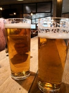 camden pale ale craft beer