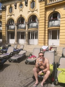 Budapest Day #3 - Thermal Bath, Street Food and Wine Tour 4