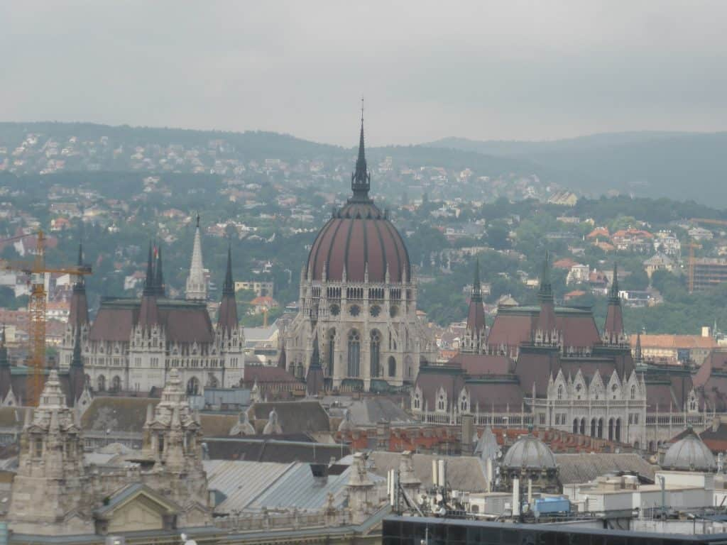 Budapest Day #4 - Rain, Heights, Expensive Potatoes And Cheap Wine 7