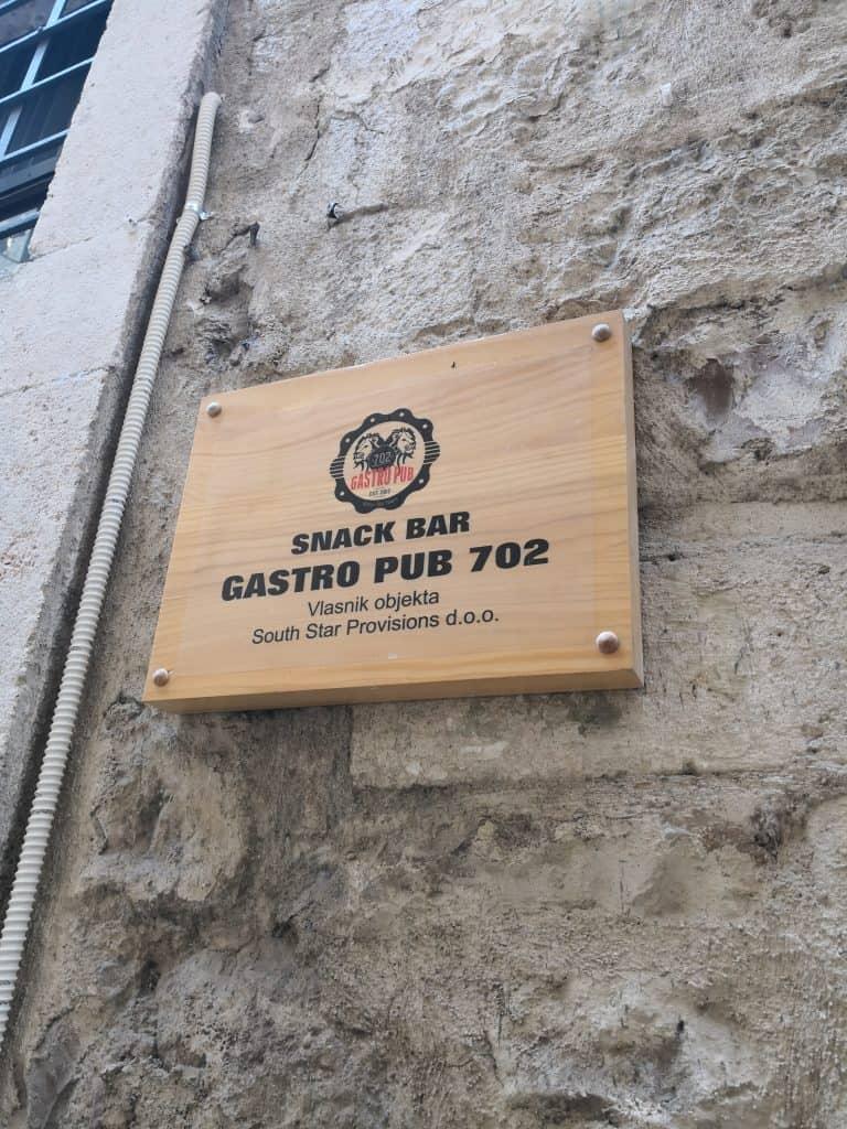 Montenegro Day #1 - Spoons, Travel, Craft Beer & Sea Bream 1