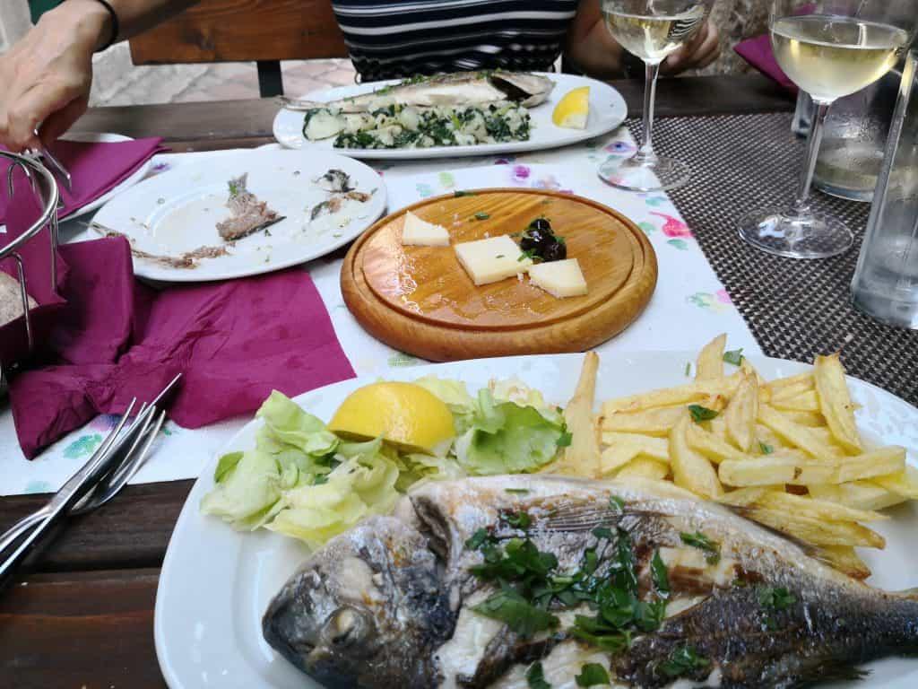 Montenegro Day #1 - Spoons, Travel, Craft Beer & Sea Bream 2