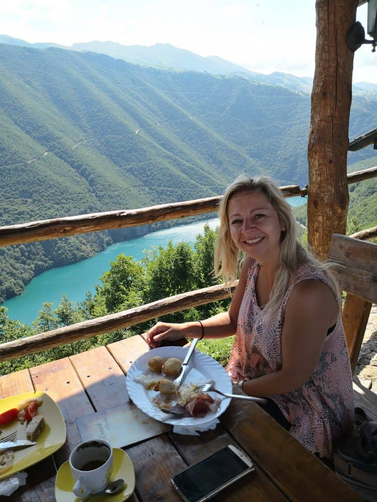 brekkie with a view montenegro