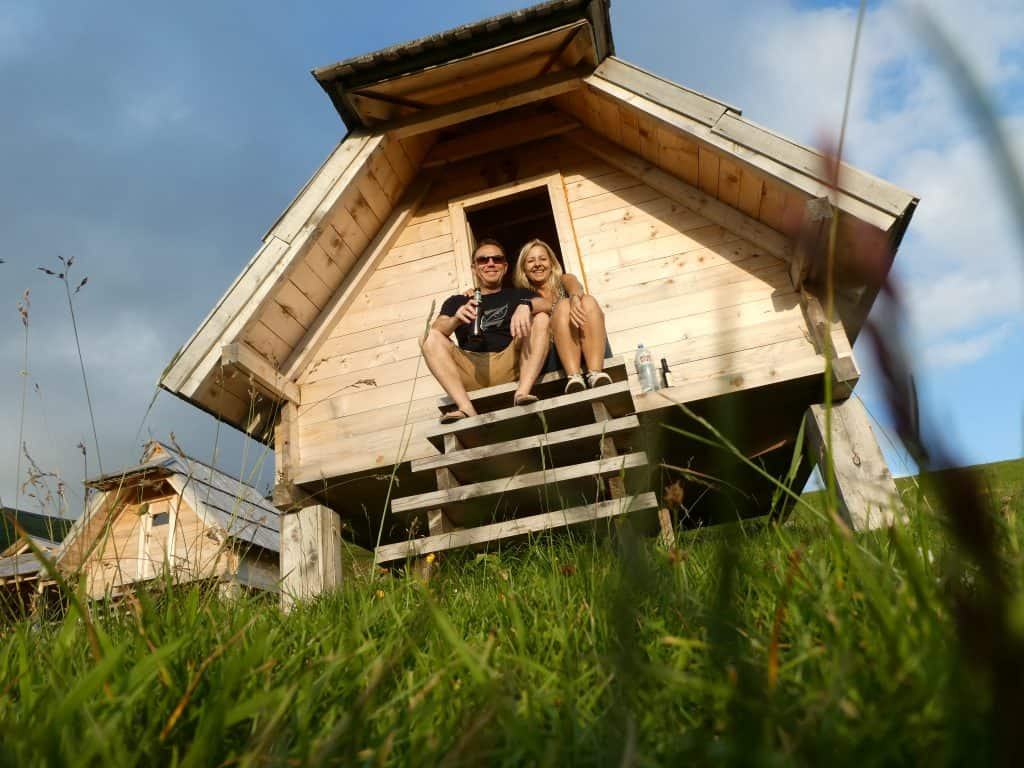 Eco Hut #19