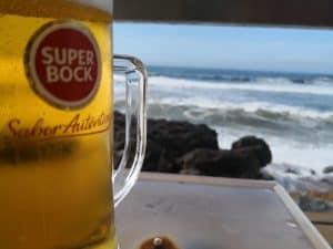 beer porto coast
