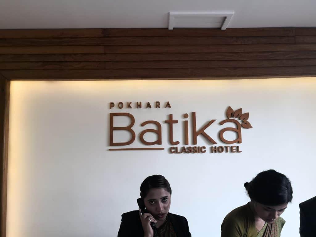 Batika hotel Pokhara