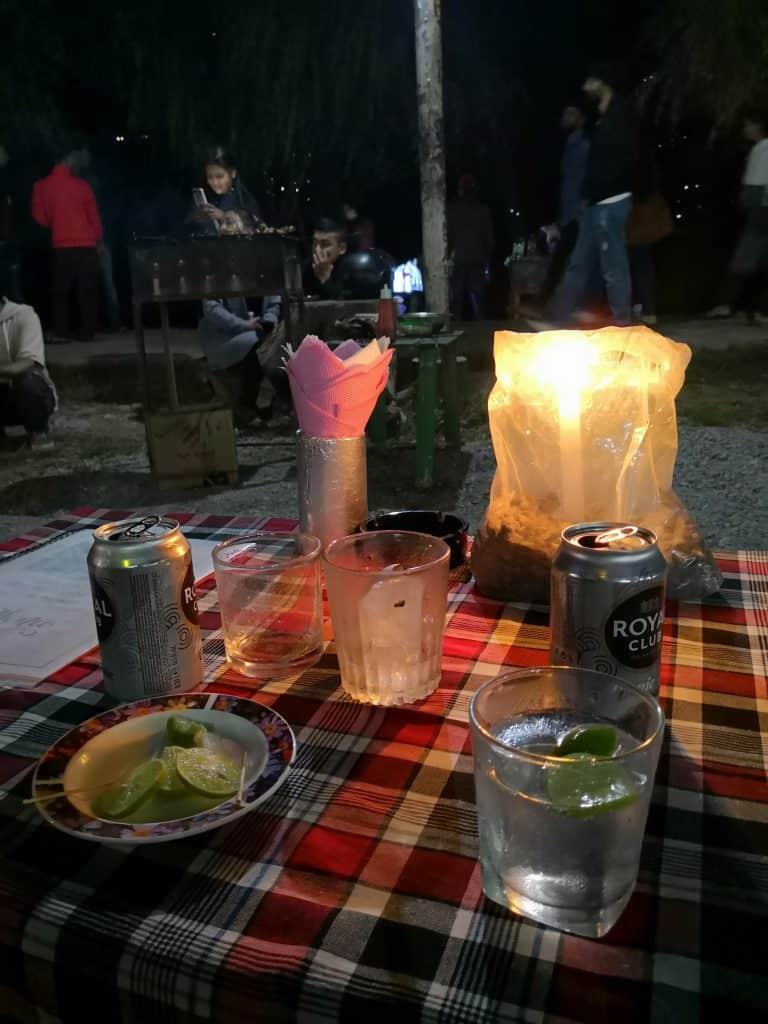 gin & tonic Pokhara