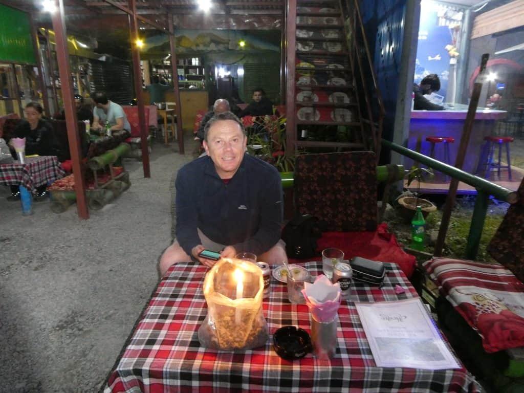 Pokhara lake gin stop