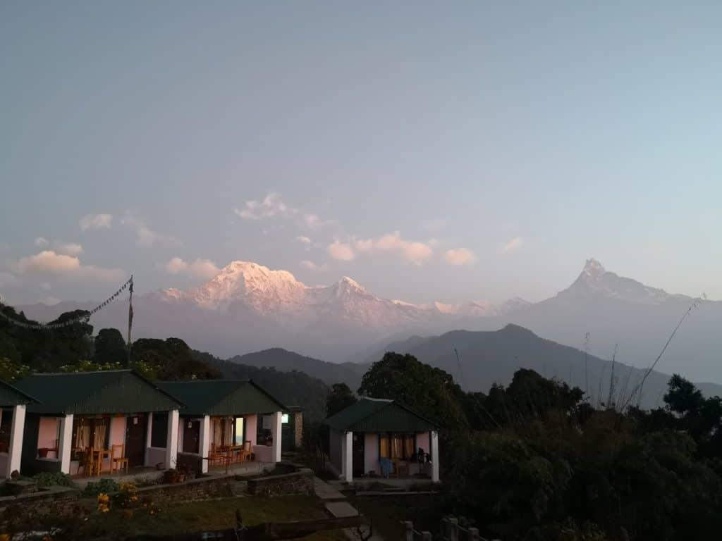 Nepal Day #9 - Himalayas & Pokhara 4