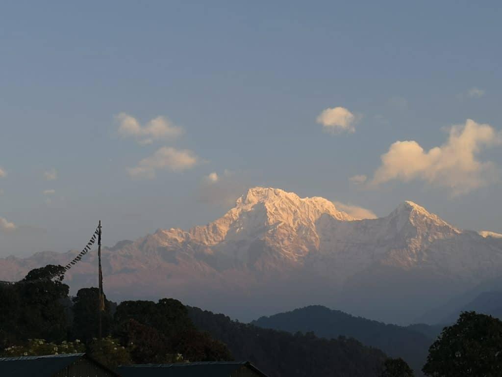 Nepal Day #9 - Himalayas & Pokhara 2