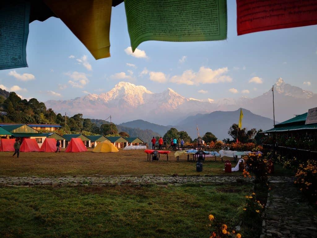 Nepal Day #9 - Himalayas & Pokhara 1