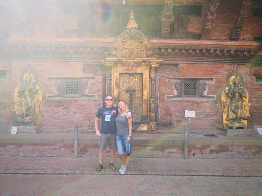 Nepal Day #10 - Kathmandu & Nagarkot 2