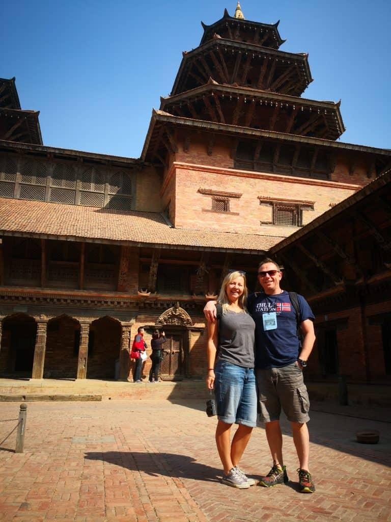 Nepal Day #10 - Kathmandu & Nagarkot 5