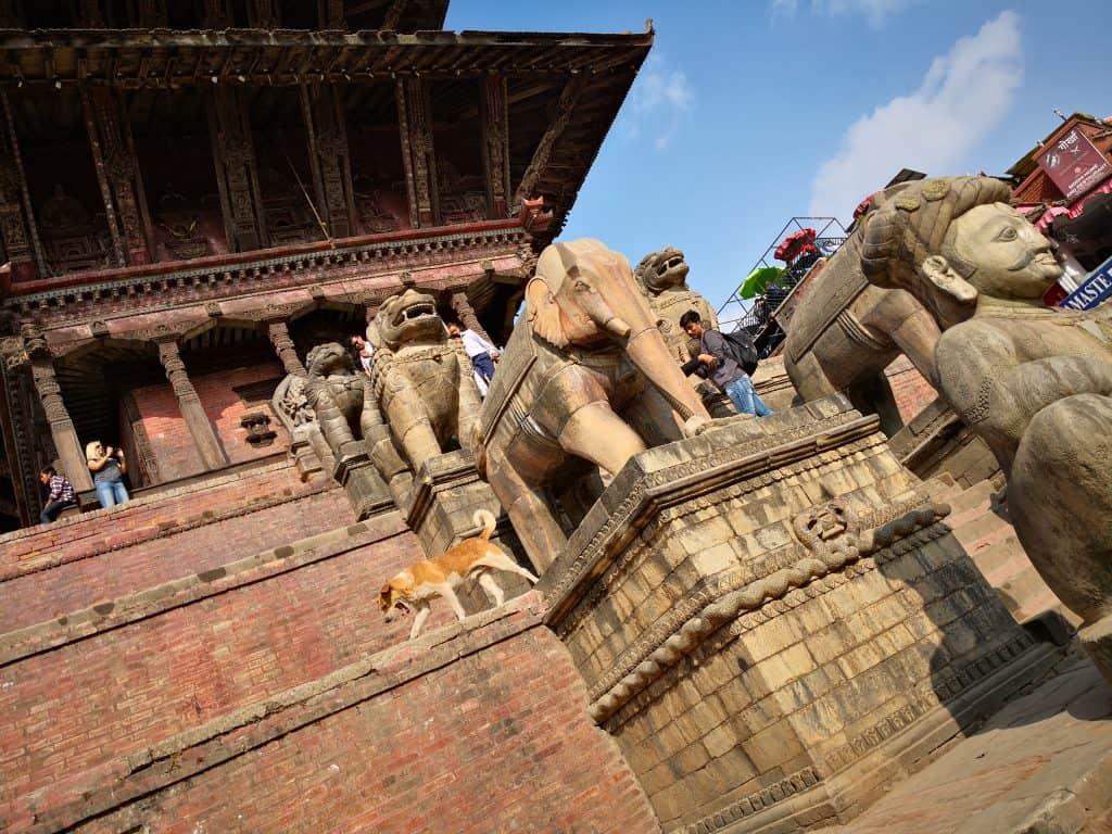Nepal Day #10 - Kathmandu & Nagarkot 11