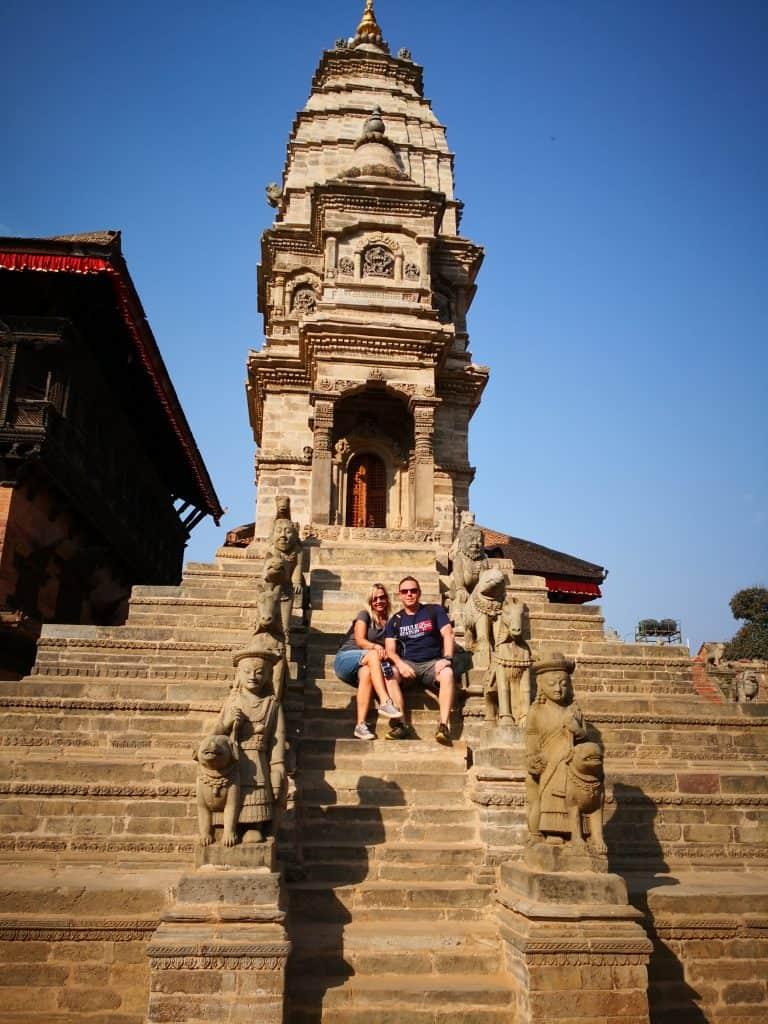 Nepal Day #10 - Kathmandu & Nagarkot 13