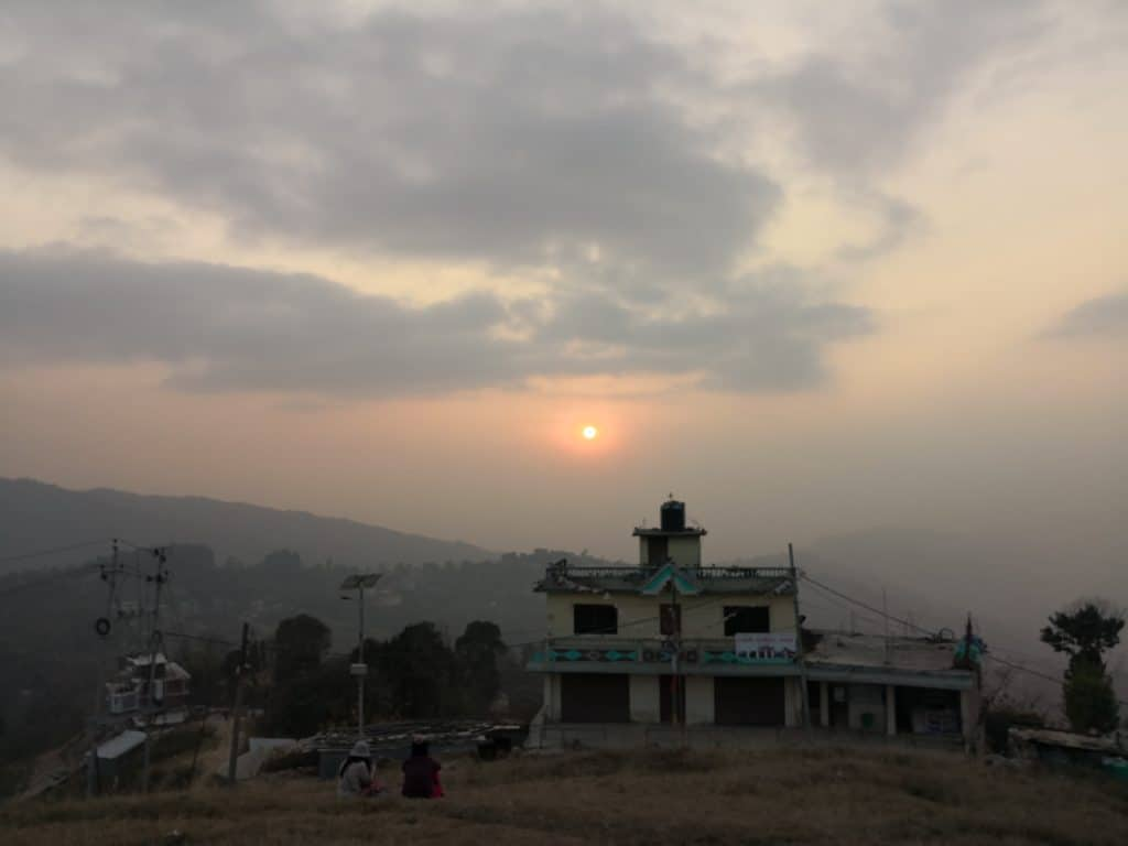 Nepal Day #10 - Kathmandu & Nagarkot 16