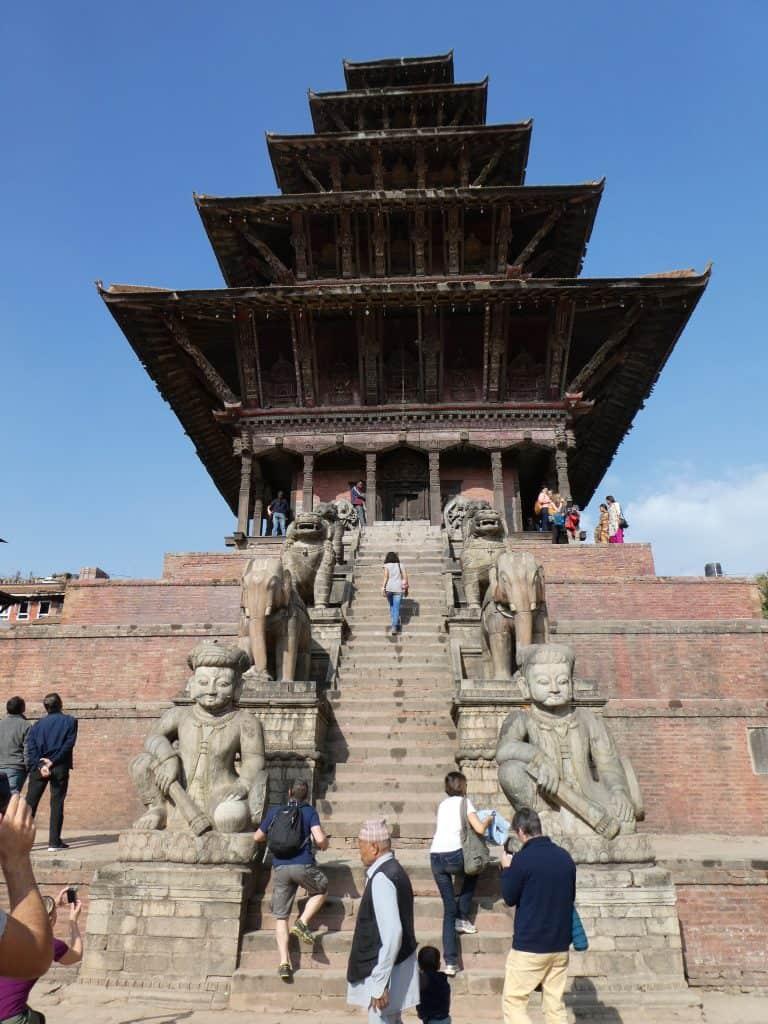 Nepal Day #10 - Kathmandu & Nagarkot 14