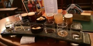 craft beer Ljubljana sir williams pub spank paddles