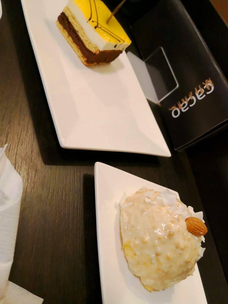 Ljubljana cakes