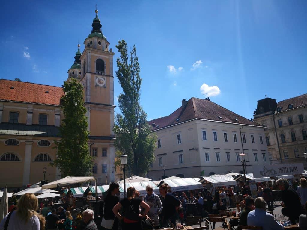 Ljubljana craft ales
