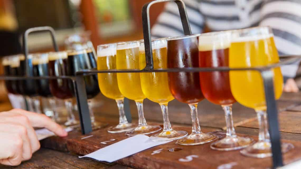 Guide to craft beer in London