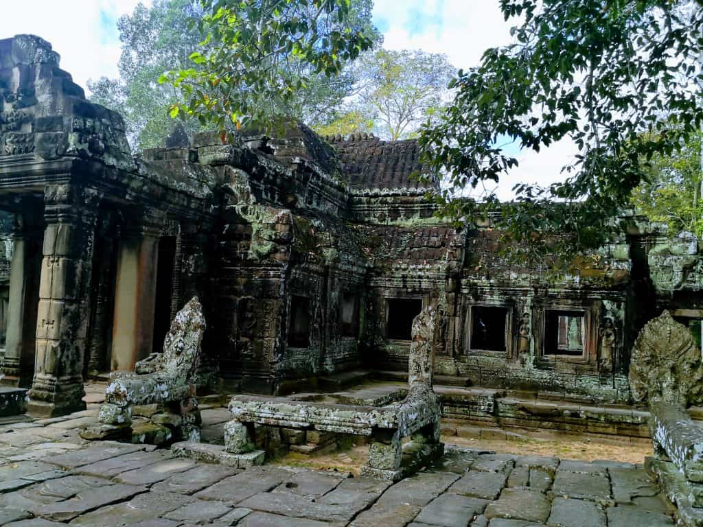 Cambodia #1- Siem Reap - Travel, Tours, Temples, Craft Beer & Temples 30