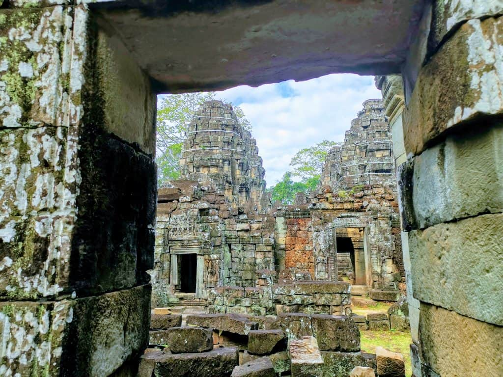 Cambodia #1- Siem Reap - Travel, Tours, Temples, Craft Beer & Temples 29