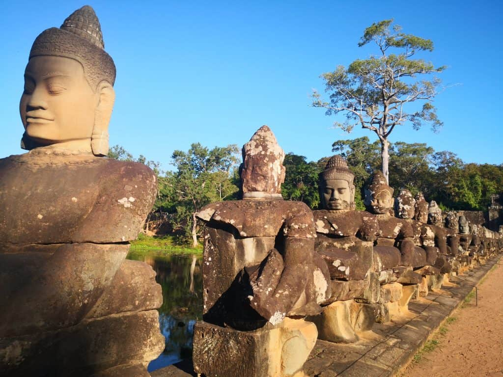 Cambodia #1- Siem Reap - Travel, Tours, Temples, Craft Beer & Temples 8