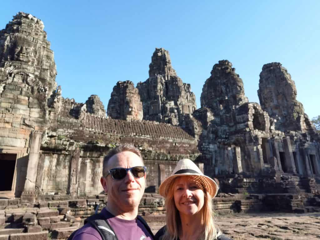 Cambodia #1- Siem Reap - Travel, Tours, Temples, Craft Beer & Temples 11