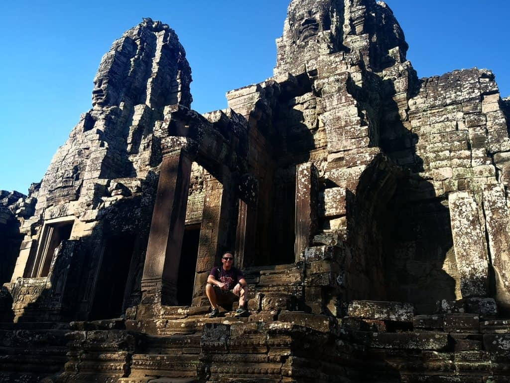 Cambodia #1- Siem Reap - Travel, Tours, Temples, Craft Beer & Temples 12