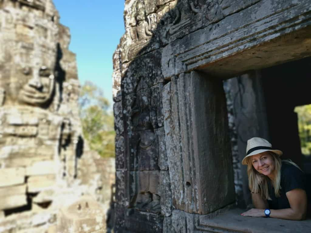 Cambodia #1- Siem Reap - Travel, Tours, Temples, Craft Beer & Temples 17
