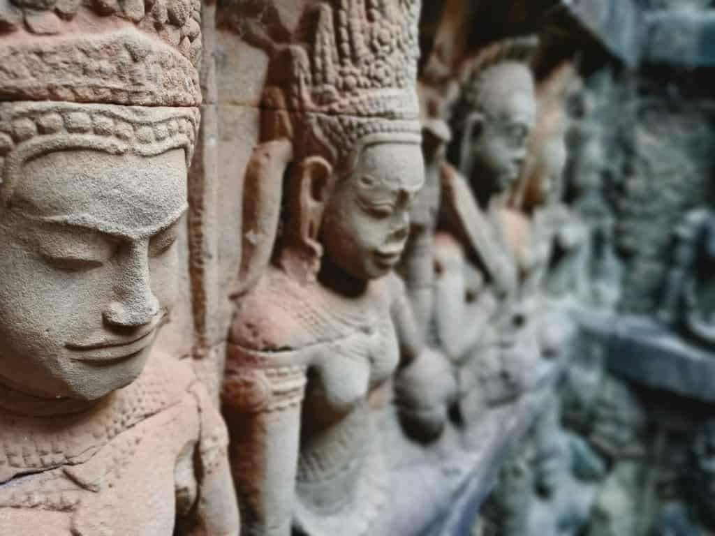 Cambodia #1- Siem Reap - Travel, Tours, Temples, Craft Beer & Temples 20