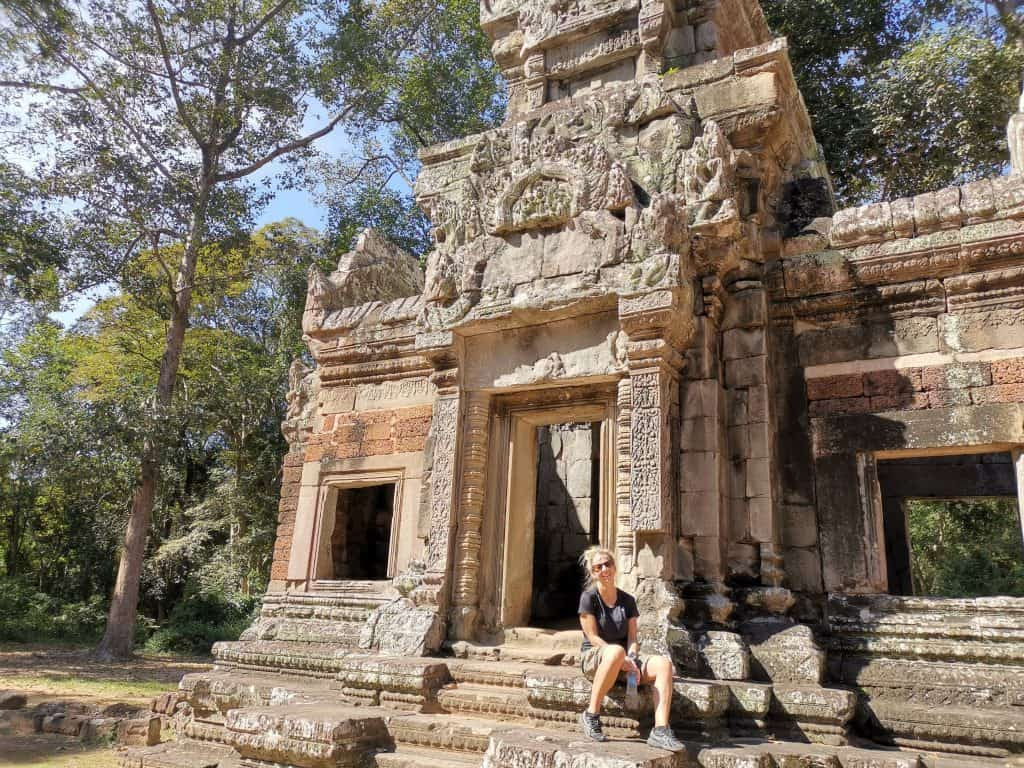 Cambodia #1- Siem Reap - Travel, Tours, Temples, Craft Beer & Temples 22