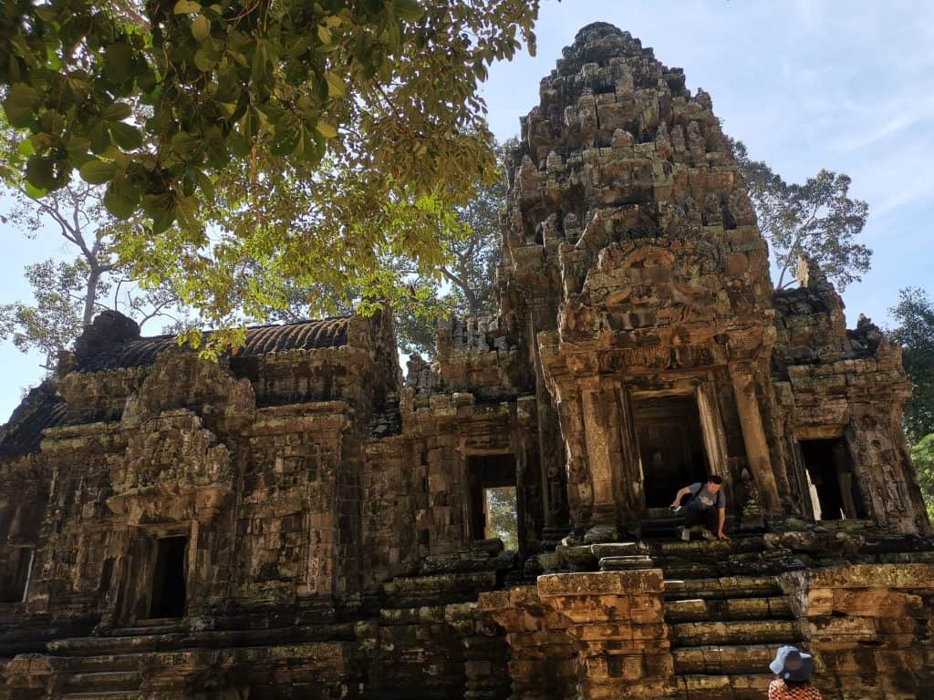 Cambodia #1- Siem Reap - Travel, Tours, Temples, Craft Beer & Temples 23
