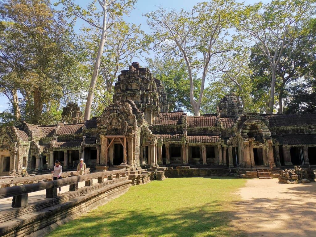 Cambodia #1- Siem Reap - Travel, Tours, Temples, Craft Beer & Temples 25