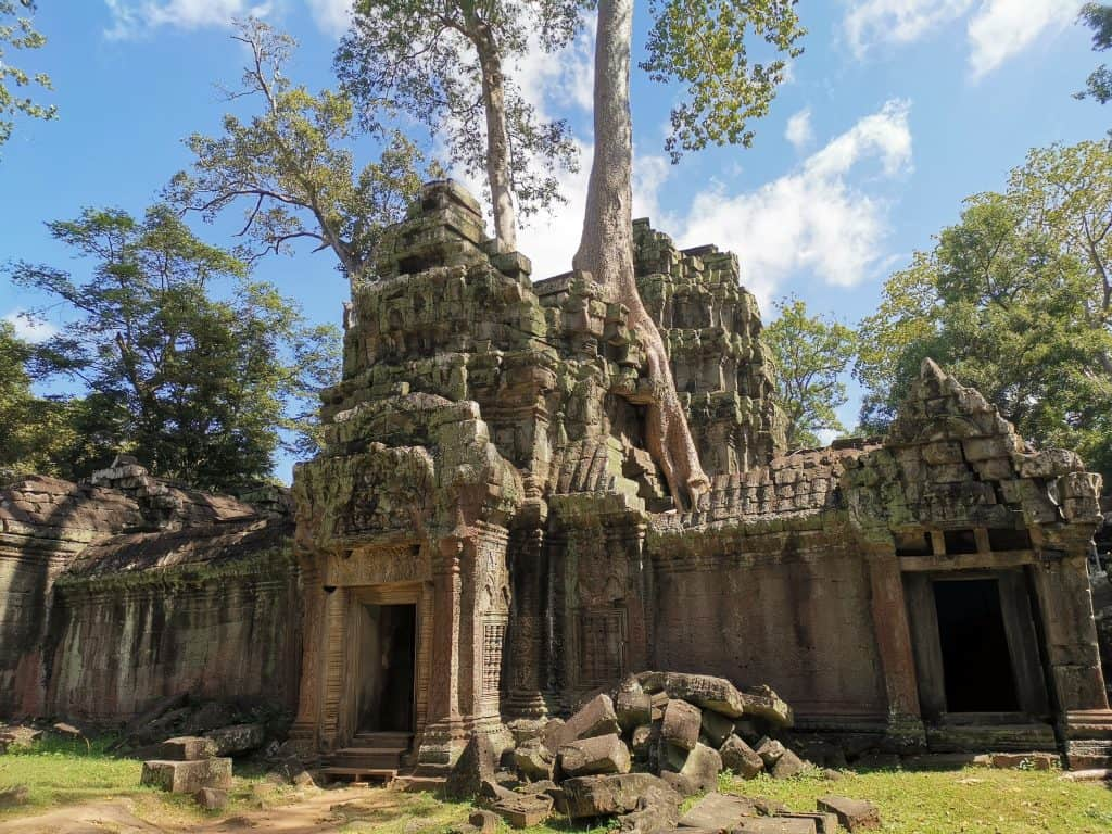 Cambodia #1- Siem Reap - Travel, Tours, Temples, Craft Beer & Temples 26