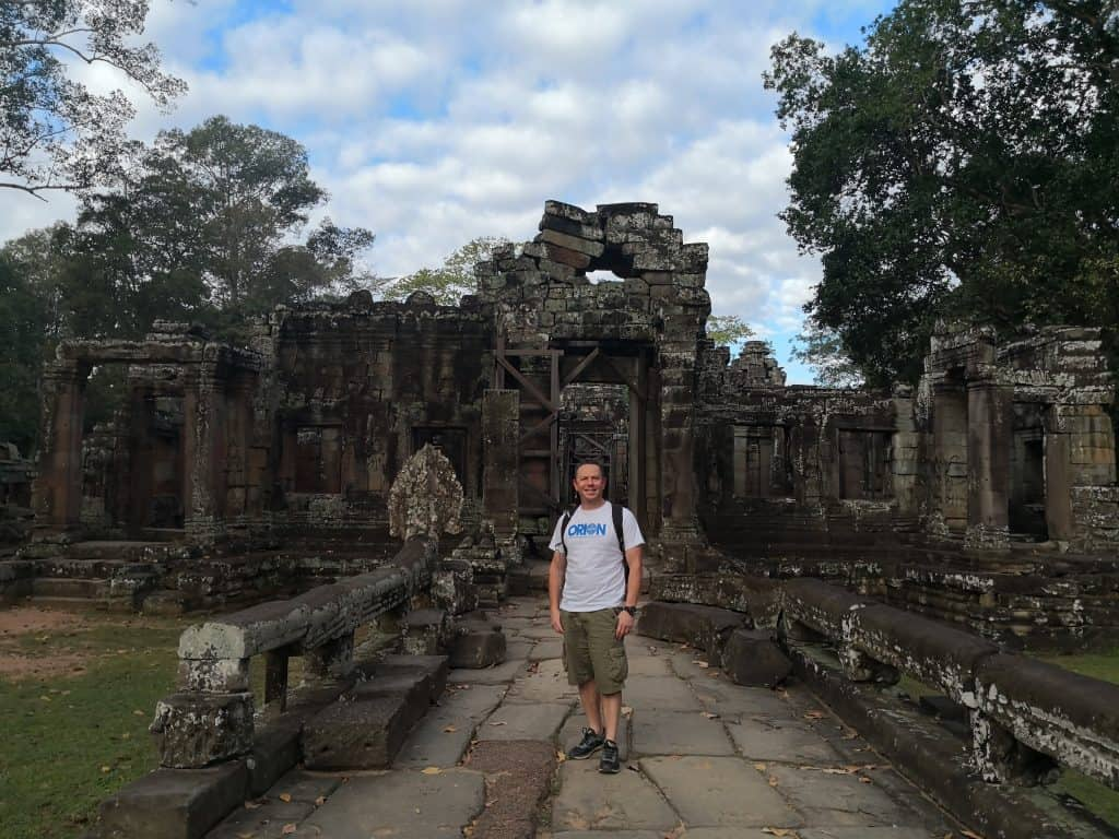 Cambodia #1- Siem Reap - Travel, Tours, Temples, Craft Beer & Temples 31