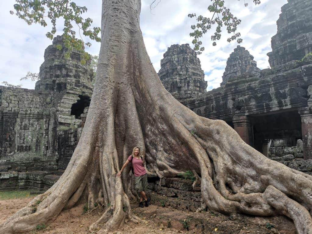 Cambodia #1- Siem Reap - Travel, Tours, Temples, Craft Beer & Temples 34