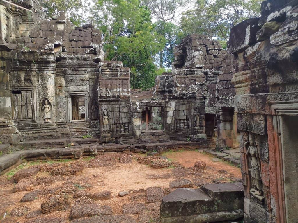 Cambodia #1- Siem Reap - Travel, Tours, Temples, Craft Beer & Temples 37