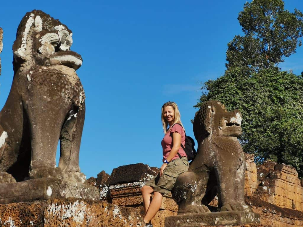 Cambodia #1- Siem Reap - Travel, Tours, Temples, Craft Beer & Temples 40