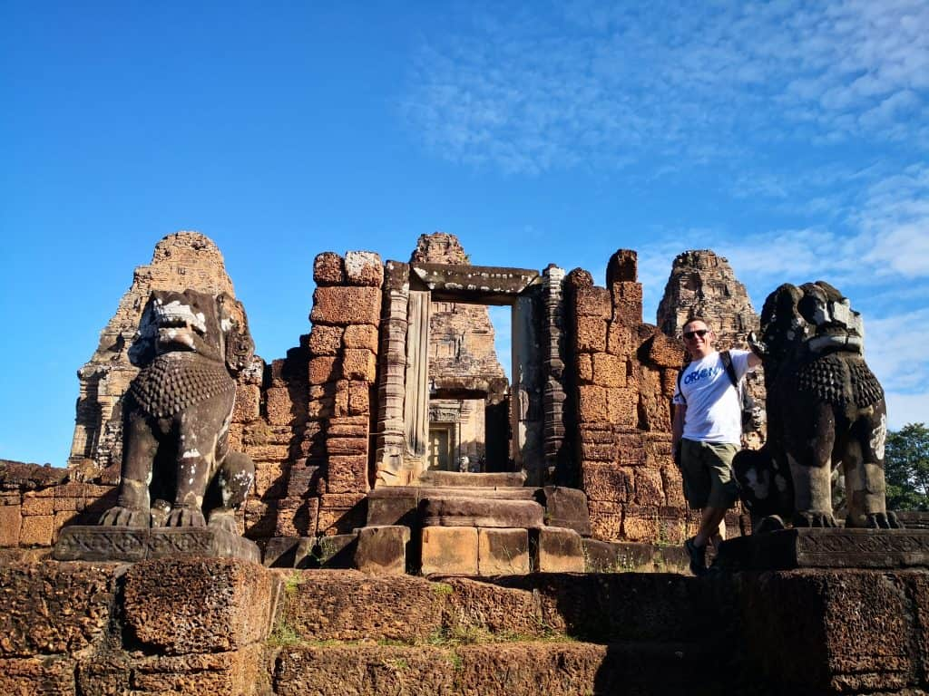 Cambodia #1- Siem Reap - Travel, Tours, Temples, Craft Beer & Temples 41