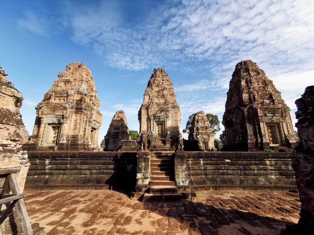 Cambodia #1- Siem Reap - Travel, Tours, Temples, Craft Beer & Temples 42