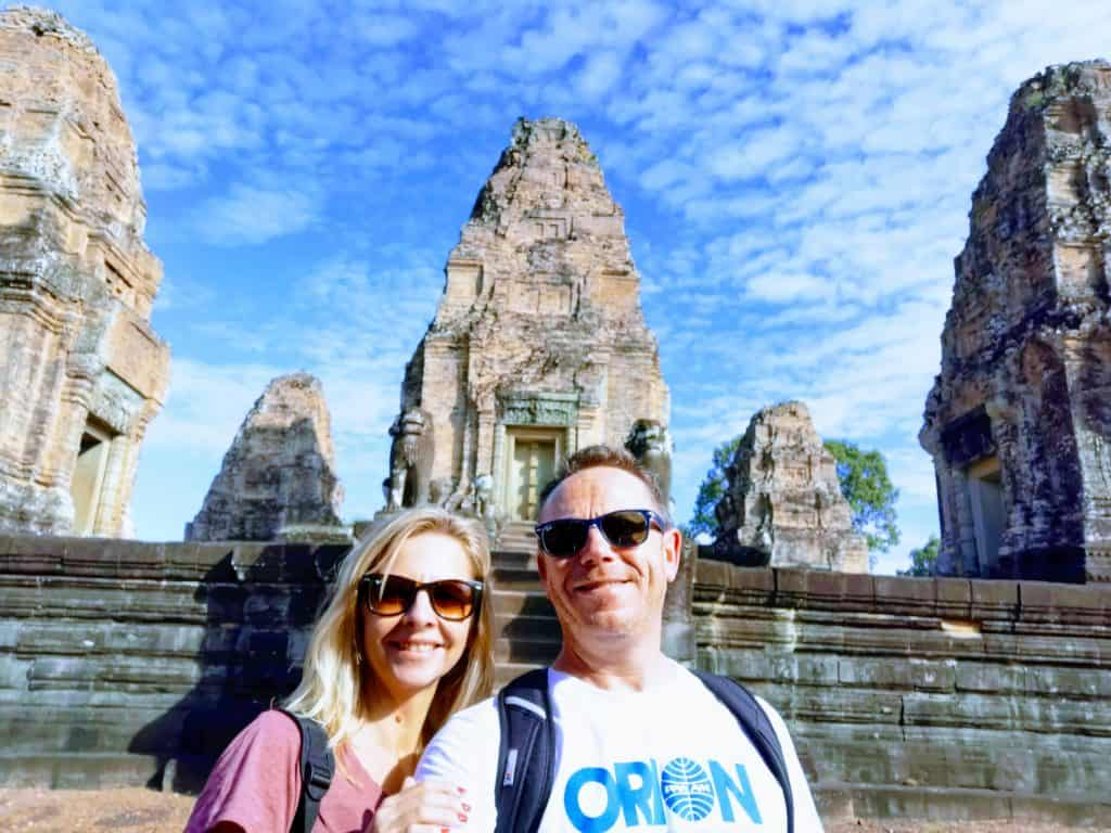 Cambodia #1- Siem Reap - Travel, Tours, Temples, Craft Beer & Temples 43
