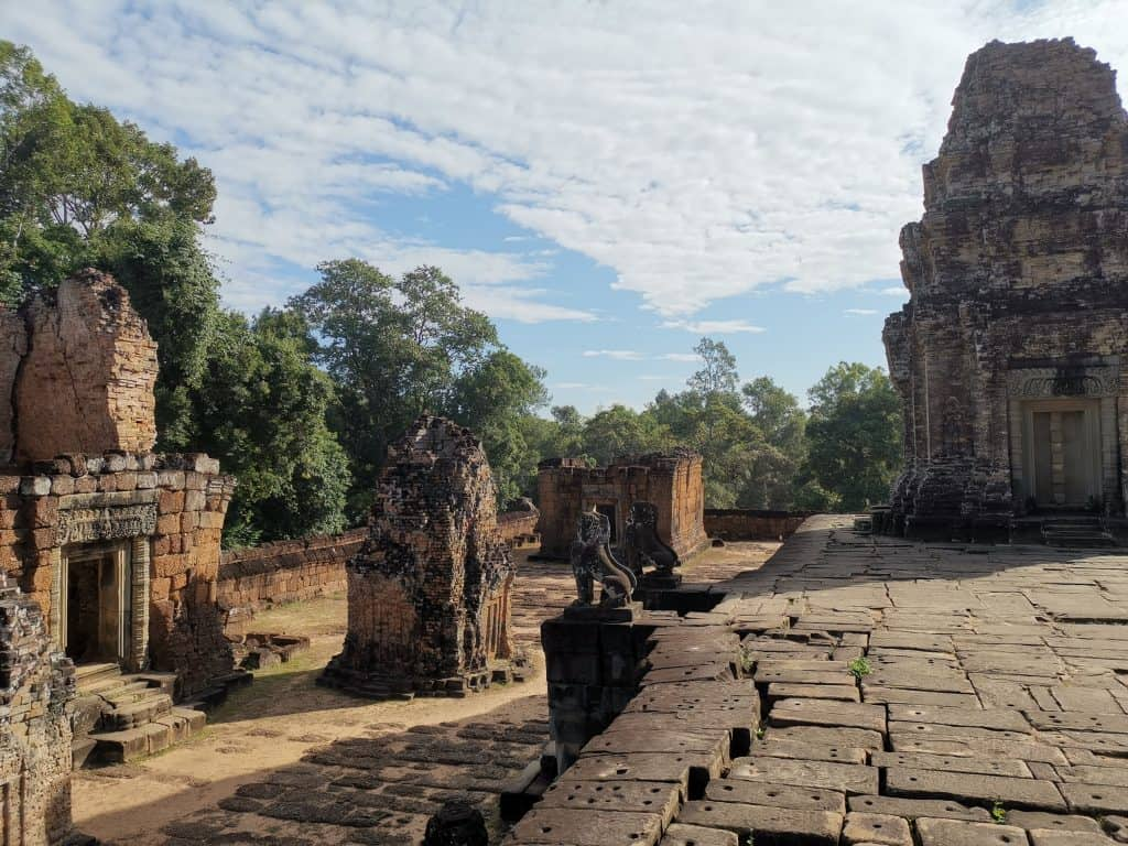 Cambodia #1- Siem Reap - Travel, Tours, Temples, Craft Beer & Temples 45