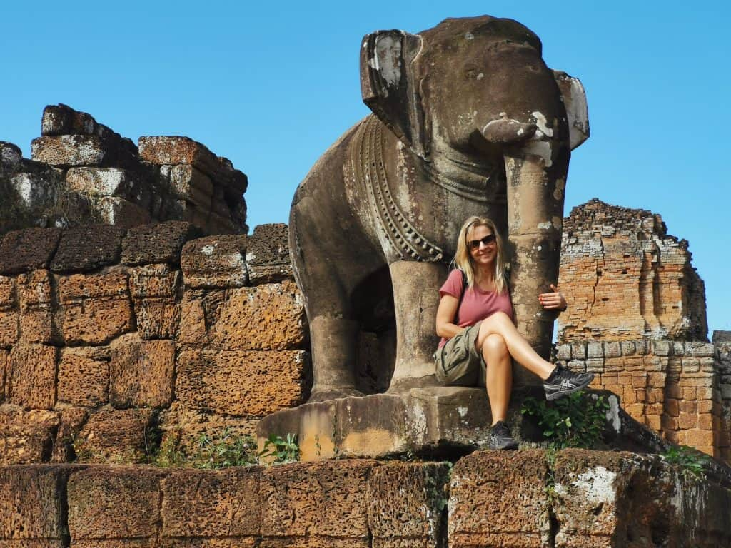 Cambodia #1- Siem Reap - Travel, Tours, Temples, Craft Beer & Temples 47