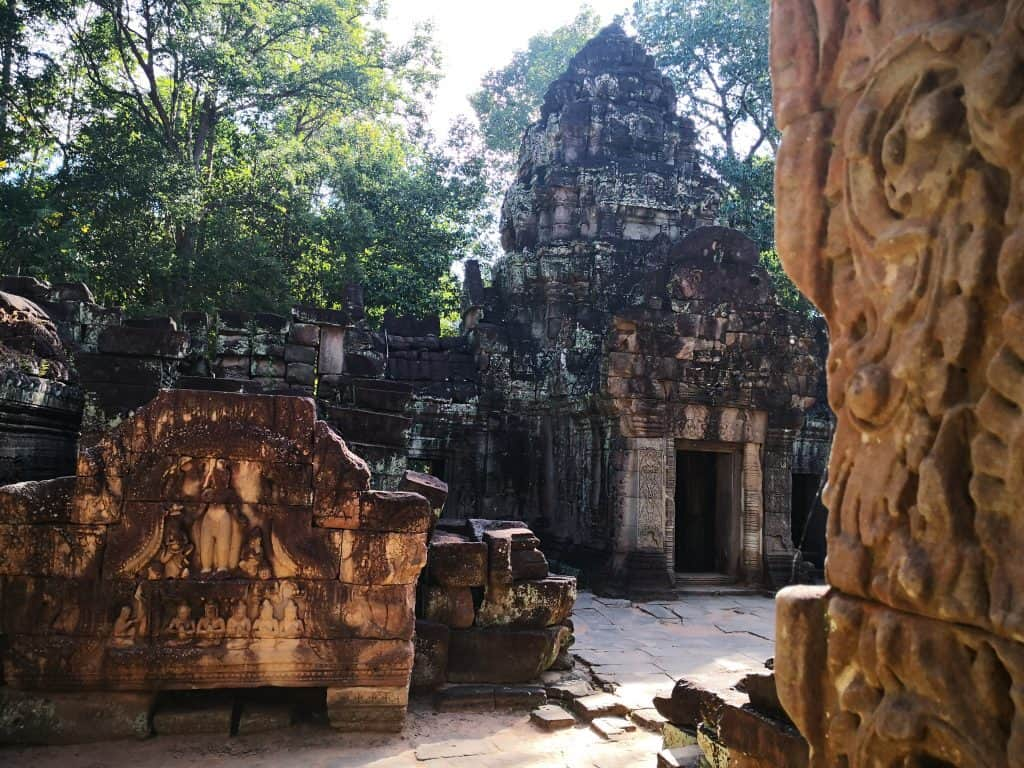 Cambodia #1- Siem Reap - Travel, Tours, Temples, Craft Beer & Temples 48