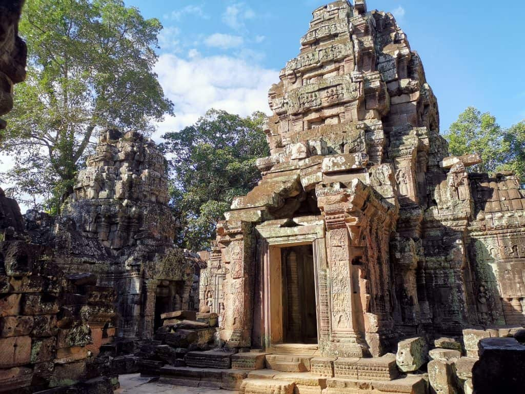 Cambodia #1- Siem Reap - Travel, Tours, Temples, Craft Beer & Temples 49