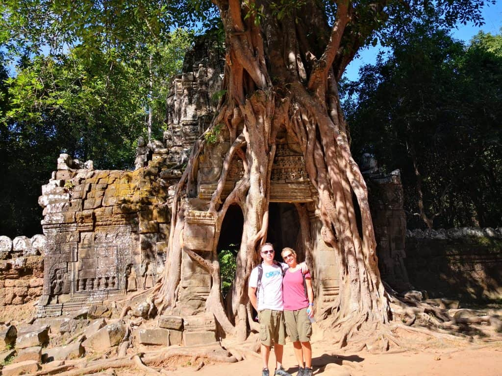 Cambodia #1- Siem Reap - Travel, Tours, Temples, Craft Beer & Temples 50