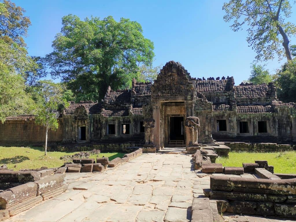 Cambodia #1- Siem Reap - Travel, Tours, Temples, Craft Beer & Temples 58