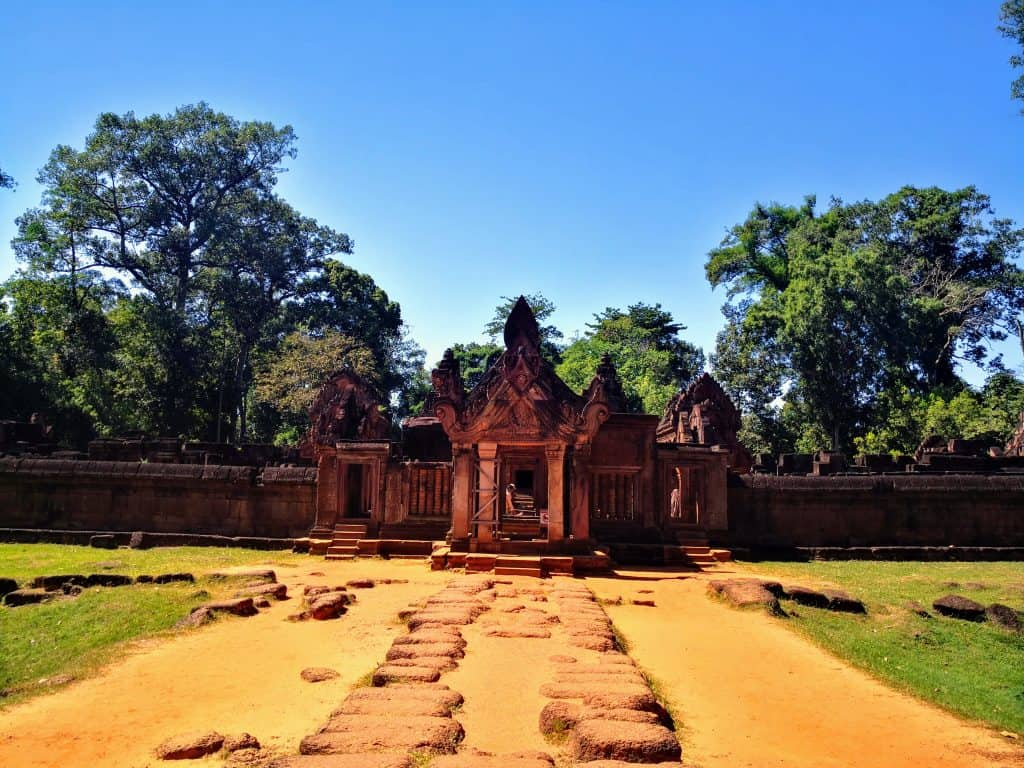Cambodia #1- Siem Reap - Travel, Tours, Temples, Craft Beer & Temples 60