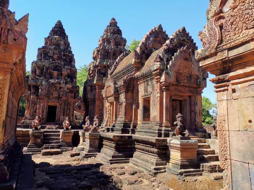 Cambodia #1- Siem Reap - Travel, Tours, Temples, Craft Beer & Temples 61